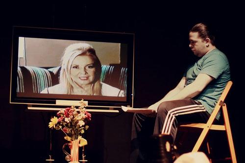 Mateusz Pakuła's Książe Niezłom, Wroclaw 2010. Photo Courtesy of Teatr Polski.