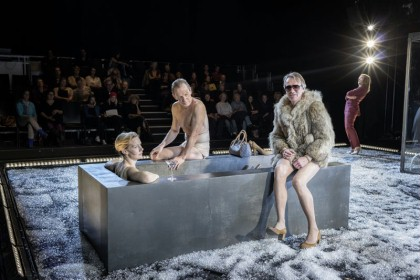 Elfriede Jelinek's Die Strasse. Die Stadt. Der Überfall, directed by Johan Simons. Photo: Courtesy of Munich Kammerspiele.