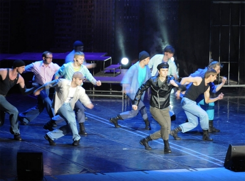 Report from Belarus: West Side Story