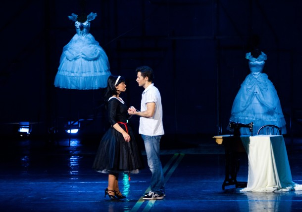 West Side Story. Photo: Courtesy of the Belarus State Musical Theatre.