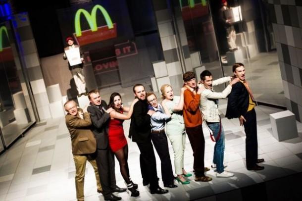 Piszczyk. Photo: courtesy of Teatr Polski, Poznan