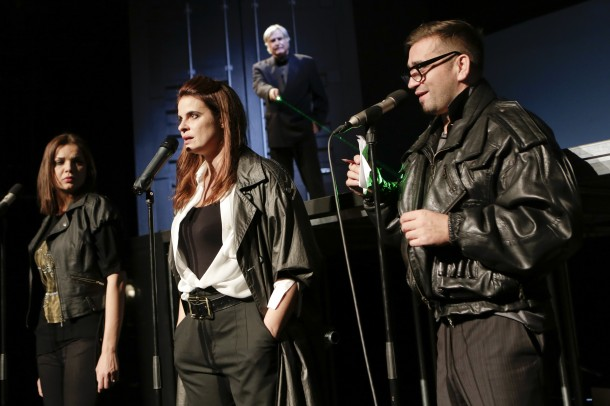 Eugen Gindl´s Carpathian Thriller, directed by Roman Polák. Photo: Ctibor Bachratý.