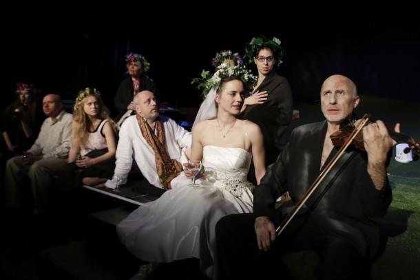 Justine del Corte´s The Comet, directed by Juraj Nvota. Photo: Ctibor Bachratý.