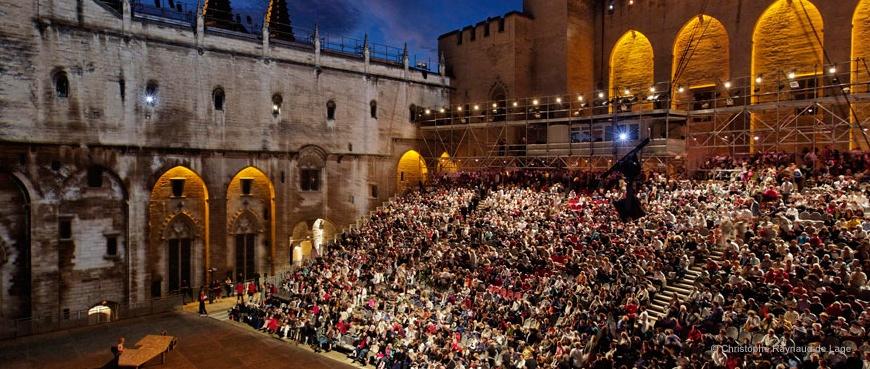 Theatre festival avignon - 3 6