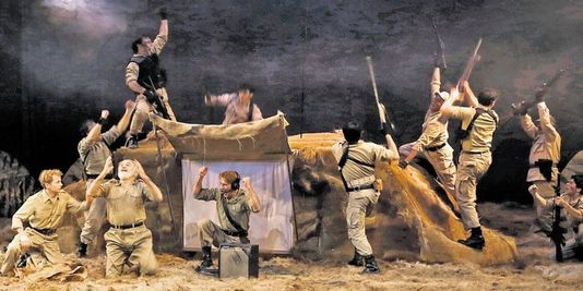 "<a href=""http://europeanstages.org/2015/06/25/mnouchkines-ma…e-cartoucherie/"">Mnouchkine's Macbeth at the Cartoucherie</a>"