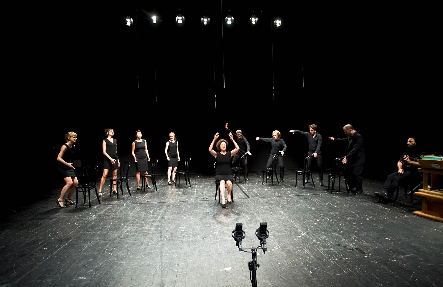 Polands Song Of The Goat Theatres Songs Lear Directed By Grzegorz Bral Photo Credit