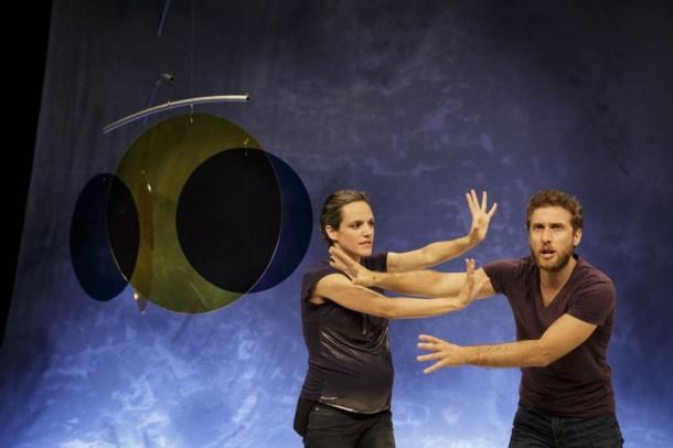 Antonio e Cleopatra directed by Tiago Rodrigues. Photo courtesy of Teatro Nacional D. Maria II.
