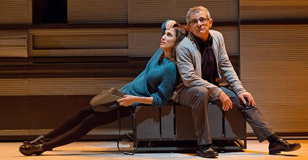 De mutuo desacuerdo directed by Quino Falero. Photo courtesy of Teatro Bellas Artes.