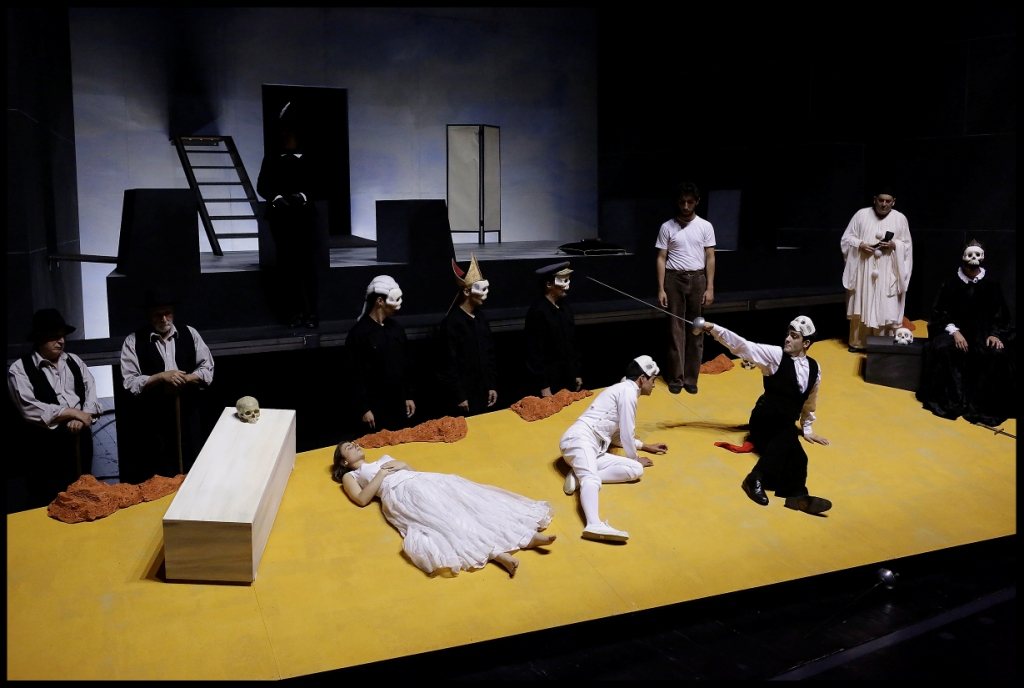 "<a href=""http://europeanstages.org/2016/04/14/hamlet-in-a-curious-nutshell/""><i>Hamlet</i> in a Curious Nutshell</a>"