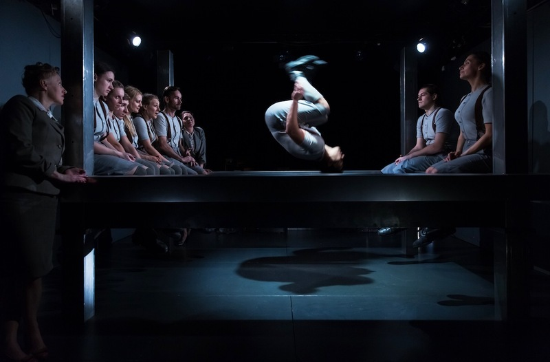 <i>Chorus of Orphans: A Theatre Séance</i> by Poland's Teatr KTO, Kraków