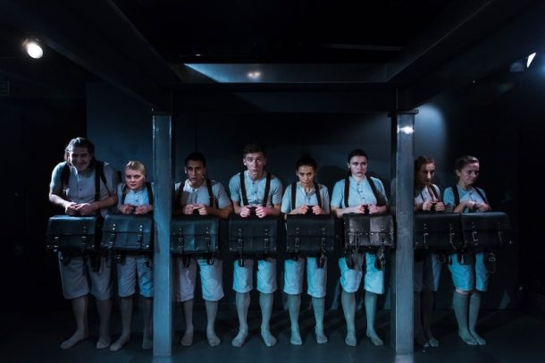Chór Sierot, directed by Jerzy Zón. Photo: Adam Golec.
