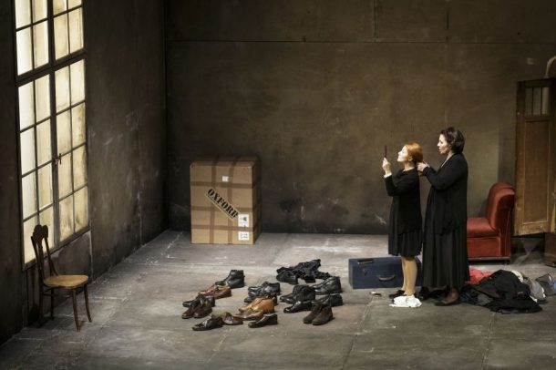 <i>Place des héros</i> by Thomas Bernhard, directed by Krystian Lupa. Photo: Christophe Raynaud de Lage.