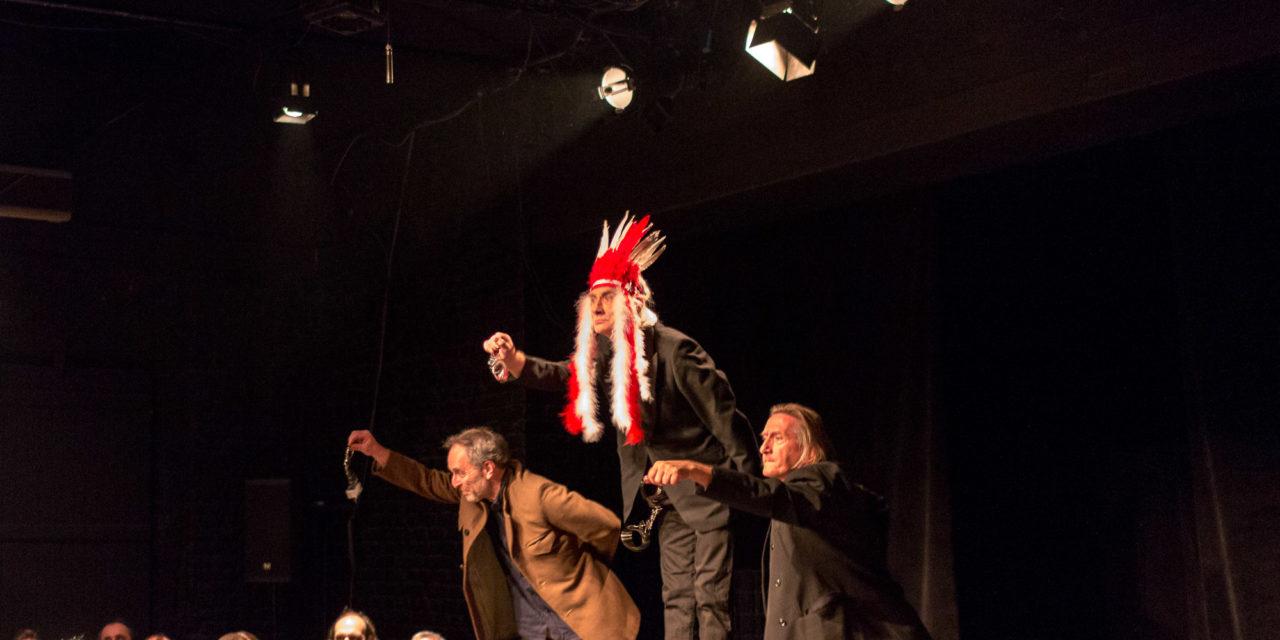New life Kalina red from the theater Nadezhda Babkina