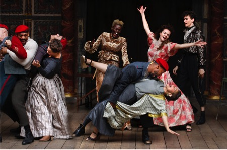 Othello, Shakespeare's New Globe