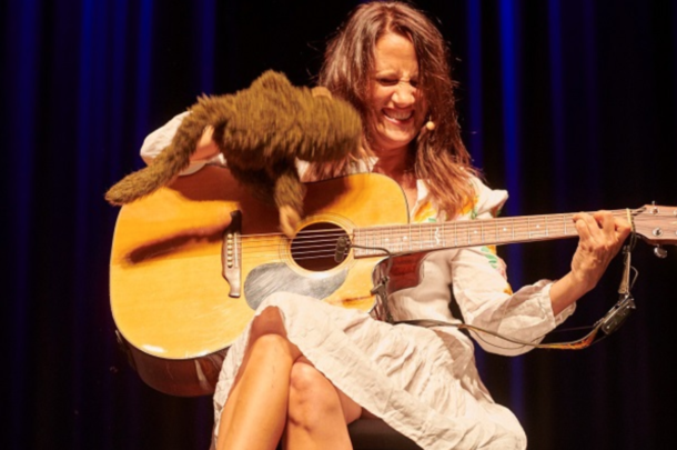 It's All in the Wrist: How Nina Conti Faces Off with Reality